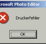 MS Photo Editor: Zumindest liegt der Fehler nicht beim Betriebssystem.
