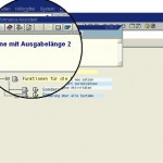 SAP-Feldhilfe: Sehr hilfreich