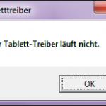 tablettreiber